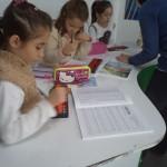 Öğrencilerimiz çalışırken