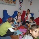 Öğrencilerimiz eğlenirken